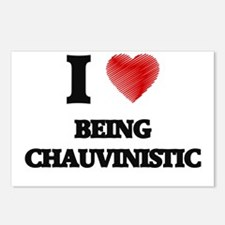 chauvinistic Postcards (Package of 8)