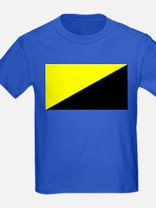 Anarcho-Capitalist Flag T