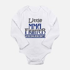 Unique Sports karate Long Sleeve Infant Bodysuit