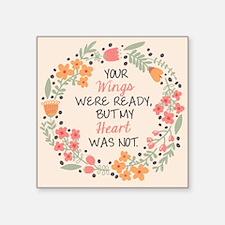 Losing loved one Sticker