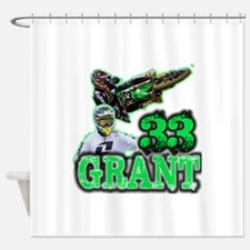 JG33 Shower Curtain