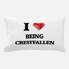 crestfallen Pillow Case