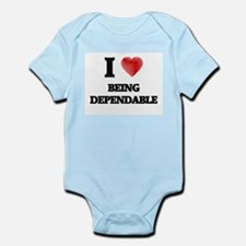 Being Dependable Body Suit