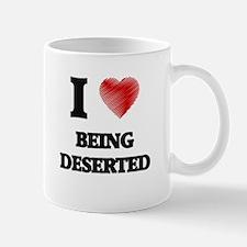 Being Deserted Mugs