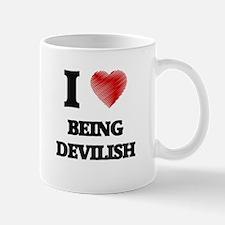 Being Devilish Mugs