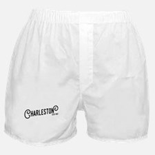 Charleston West Virginia Boxer Shorts