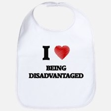 Being Disadvantaged Bib