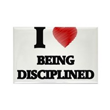 Being Disciplined Magnets