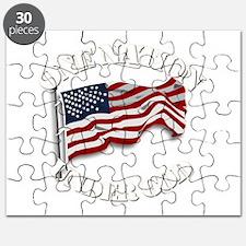 On Nation Under God Puzzle