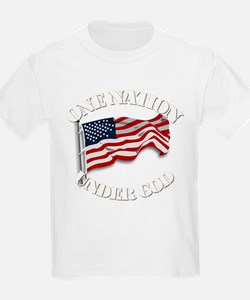 On Nation Under God T-Shirt