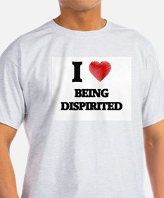 Being Dispirited T-Shirt
