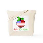 AMERICHRISTMAS Tote Bag