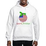 AMERICHRISTMAS Hooded Sweatshirt