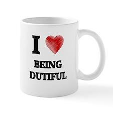 Being Dutiful Mugs