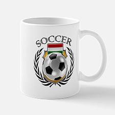 Hungary Soccer Fan Mugs