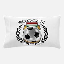 Hungary Soccer Fan Pillow Case