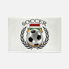 Hungary Soccer Fan Magnets