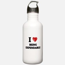 Being Expendable Water Bottle