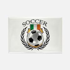 Republic of Ireland Soccer Fan Magnets
