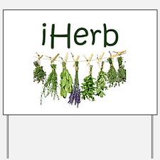 iHerb Yard Sign