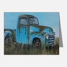 Unique Trucks Note Cards (Pk of 20)