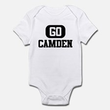 GO CAMDEN Infant Bodysuit