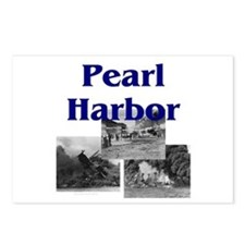 ABH Pearl Harbor Postcards (Package of 8)