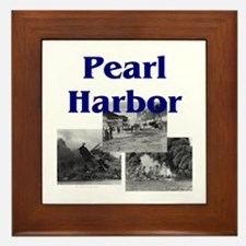 ABH Pearl Harbor Framed Tile