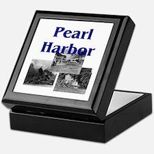 ABH Pearl Harbor Keepsake Box
