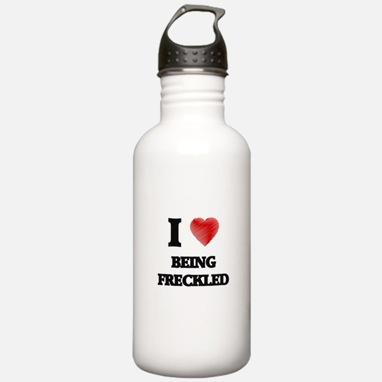 Being Freckled Water Bottle