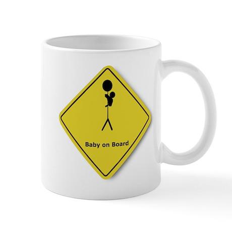 Babywearing Mug