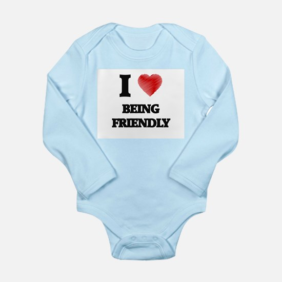 Being Friendly Body Suit