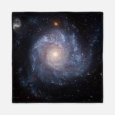 Spiral Galaxy (NGC 1309) Queen Duvet