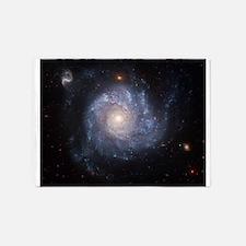 Spiral Galaxy (NGC 1309) 5'x7'Area Rug