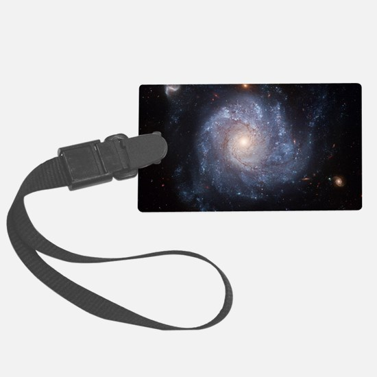 Spiral Galaxy (NGC 1309) Luggage Tag