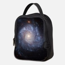 Spiral Galaxy (NGC 1309) Neoprene Lunch Bag