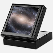 Barred Spiral Galaxy (NGC 1300) Keepsake Box
