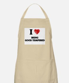 Being Good Tempered Apron