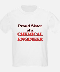 Proud Sister of a Chemical Engineer T-Shirt