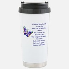 A Child Is Like a Butte Travel Mug