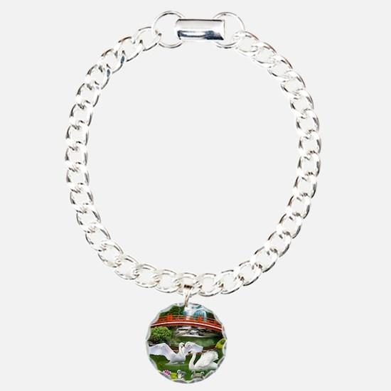 The Swan Family Bracelet