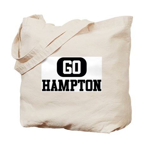 GO HAMPTON Tote Bag
