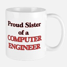 Proud Sister of a Computer Engineer Mugs