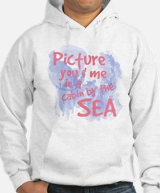 Cabin By The Sea Hoodie