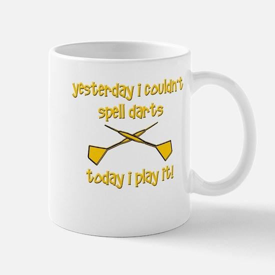 Funny Darts Mugs