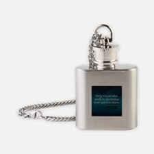 See the Stars Flask Necklace