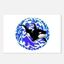 ORCA Postcards (Package of 8)