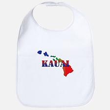 Kauai Hawaii Bib