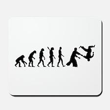 Evolution Aikido Mousepad