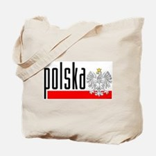 Unique Polski Tote Bag